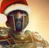 Frohes Neues Jahr von Sparta: War of Empires!