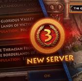 New Sparta: War of Empires Server